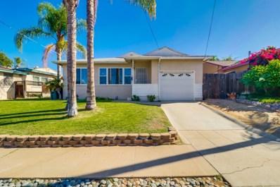 5841 Clay Ave., La Mesa, CA 91942 - MLS#: 180057011
