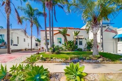 2246 Bolinas, San Diego, CA 92107 - MLS#: 180057014