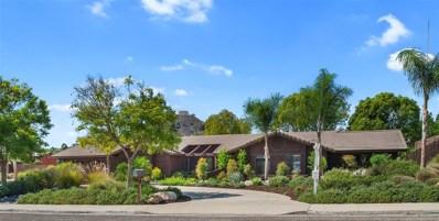 1712 La Valhalla Pl, El Cajon, CA 92019 - MLS#: 180057055