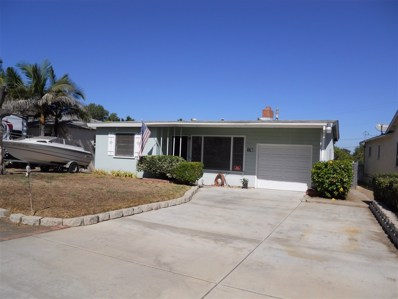 1768 Dayton Dr, Lemon Grove, CA 91945 - MLS#: 180057079