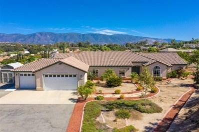 15856 Fruitvale Rd, Valley Center, CA 92082 - MLS#: 180057082