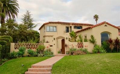 5302 E Palisades Road, San Diego, CA 92116 - #: 180057204