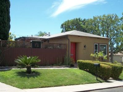 5805 Estelle, San Diego, CA 92115 - MLS#: 180057214