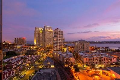 700 W E Street UNIT 1601, San Diego, CA 92101 - MLS#: 180057222