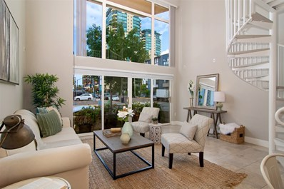 221 Island Avenue UNIT 105, San Diego, CA 92101 - MLS#: 180057274