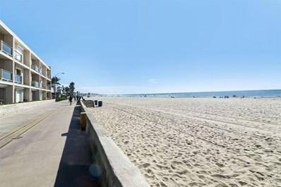 3771 Ocean Front Walk, San Diego, CA 92109 - MLS#: 180057276