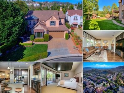 1709 Tara Way, San Marcos, CA 92078 - MLS#: 180057282