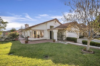 11799 Calle Simpson, El Cajon, CA 92019 - MLS#: 180057322