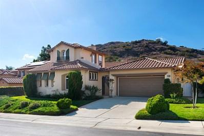 3519 Wild Oak Ln., Escondido, CA 92027 - MLS#: 180057327