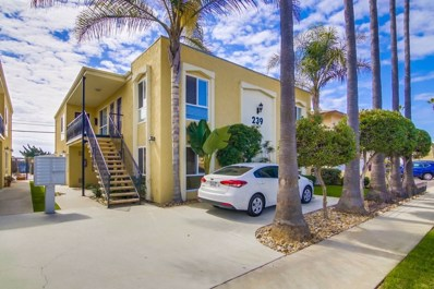 239 Ebony Street UNIT 5, Imperial Beach, CA 91932 - MLS#: 180057341