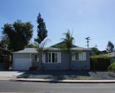 2211 Ralene St, San Diego, CA 92105 - #: 180057364