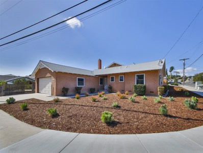 6364 Parkside Ave, San Diego, CA 92139 - MLS#: 180057375