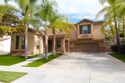 1463 Lost Creek Rd., Chula Vista, CA 91915 - MLS#: 180057385
