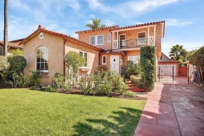 4555 El Cerrito Dr, San Diego, CA 92115 - MLS#: 180057397