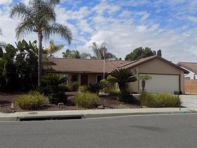 1397 Broken Hitch Road, Oceanside, CA 92056 - MLS#: 180057457