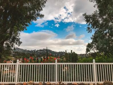 1787 Grossmont View Drive, El Cajon, CA 92020 - MLS#: 180057464