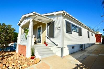 2320 Wightman Street, San Diego, CA 92104 - MLS#: 180057543