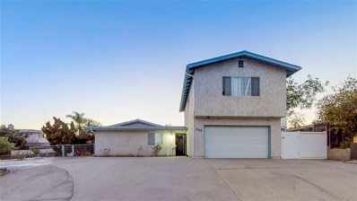 1344 Peterlynn, San Diego, CA 92154 - MLS#: 180057551