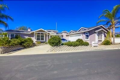 2239 Black Canyon Rd UNIT SPC 104, Ramona, CA 92065 - MLS#: 180057554