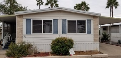 1440 S Orange UNIT 37, El Cajon, CA 92020 - MLS#: 180057626
