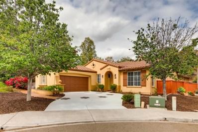 2605 Santa Barbara Ct, Chula Vista, CA 91914 - MLS#: 180057629
