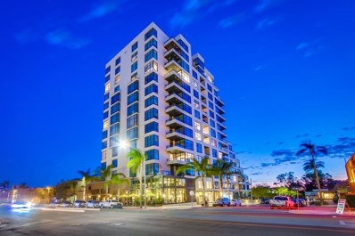 475 Redwood Street #303, San Diego, CA 92103 - MLS#: 180057641
