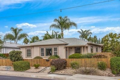 6792 Mohawk, San Diego, CA 92115 - #: 180057668