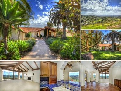 16580 Las Cuestas, Rancho Santa Fe, CA 92067 - MLS#: 180057672
