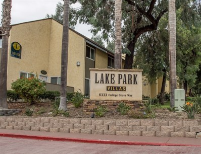 6333 College Grove Dr UNIT 7110, San Diego, CA 92115 - MLS#: 180057700