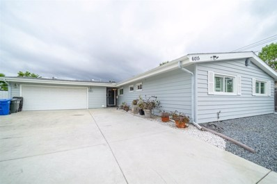 6015 Zora St, La Mesa, CA 91942 - #: 180057745