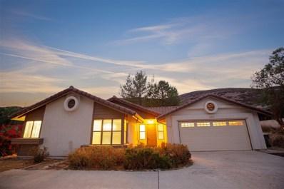16256 Oak Springs Dr, Ramona, CA 92065 - MLS#: 180057768
