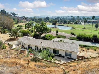 5634 Las Palomas, Rancho Santa Fe, CA 92067 - MLS#: 180057824