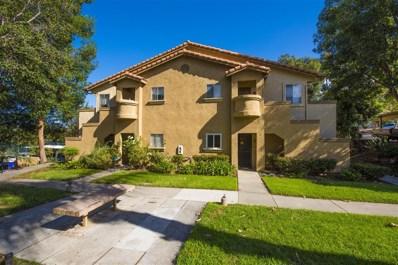 217 Woodland Pkwy UNIT 123, San Marcos, CA 92069 - MLS#: 180057872