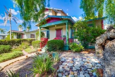 1416 Tyler Ave, San Diego, CA 92103 - #: 180057882