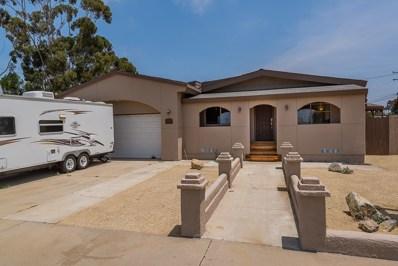 857 Second Ave, Chula Vista, CA 91911 - MLS#: 180057893