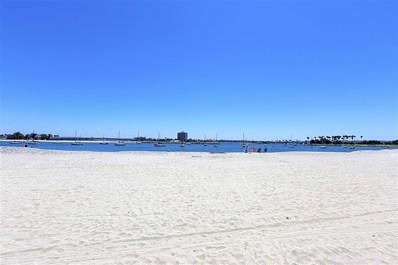 2820 Bayside Walk UNIT 5, San Diego, CA 92109 - MLS#: 180057961