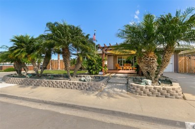 4125 Donna Ave, San Diego, CA 92115 - MLS#: 180057964