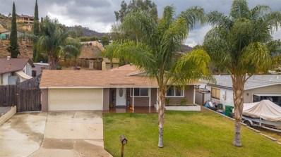 9126 Heatherdale St, Santee, CA 92071 - MLS#: 180058019