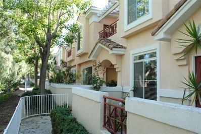 9384 Babauta Rd UNIT 123, San Diego, CA 92129 - MLS#: 180058130
