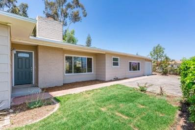 386 Tyrone St, El Cajon, CA 92020 - MLS#: 180058144