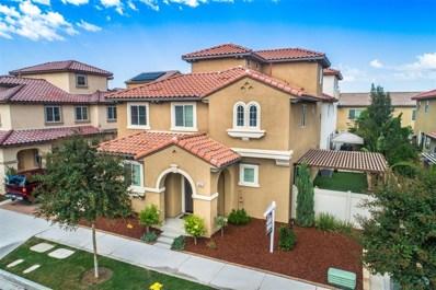 1457 Carpinteria St, Chula Vista, CA 91913 - MLS#: 180058149