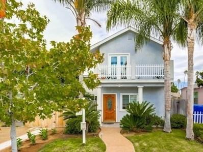 4738 Lotus St., San Diego, CA 92107 - MLS#: 180058171