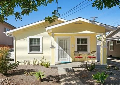 4194 Texas Street, San Diego, CA 92104 - #: 180058181