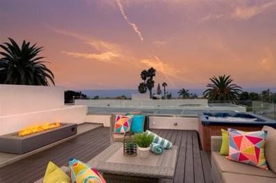 705 Wrelton, San Diego, CA 92109 - MLS#: 180058184