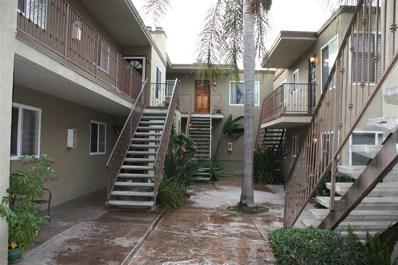 3846 38th Street UNIT 5, San Diego, CA 92105 - #: 180058237