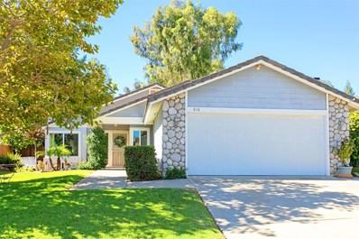 916 Viking Lane, San Marcos, CA 92069 - MLS#: 180058254