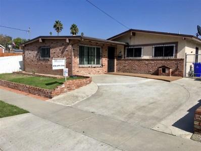 4822 Chateau Dr., San Diego, CA 92117 - MLS#: 180058261