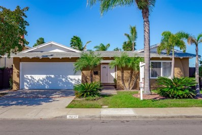 3932 Broadlawn St, San Diego, CA 92111 - MLS#: 180058269