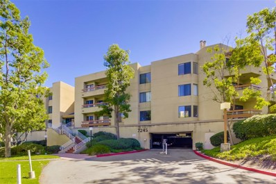 7245 Navajo Road UNIT D120, San Diego, CA 92119 - MLS#: 180058303