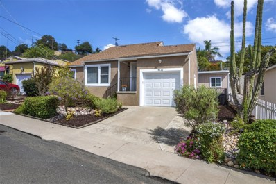 4121 60Th St, San Diego, CA 92115 - MLS#: 180058372